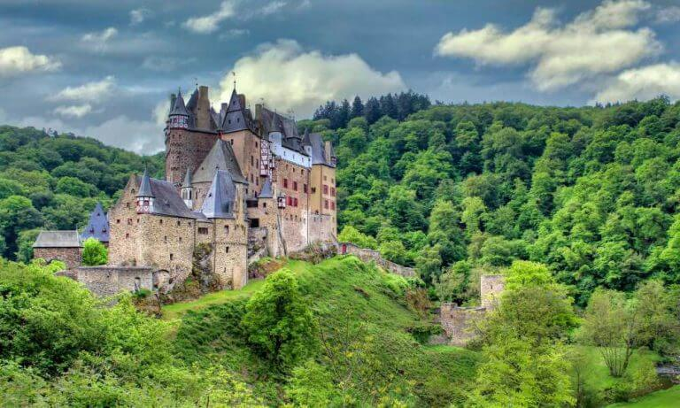 How Many Castles Are In Germany?